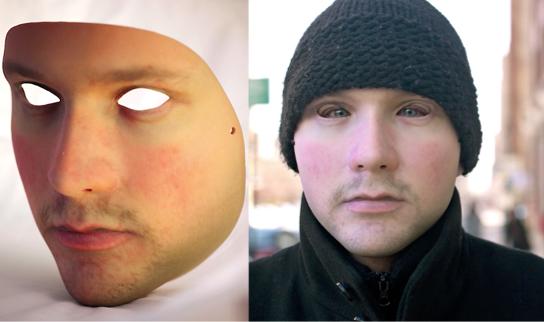 URME Personal Surveillance Identity Prosthetic (2014) – Leo Selvaggio
