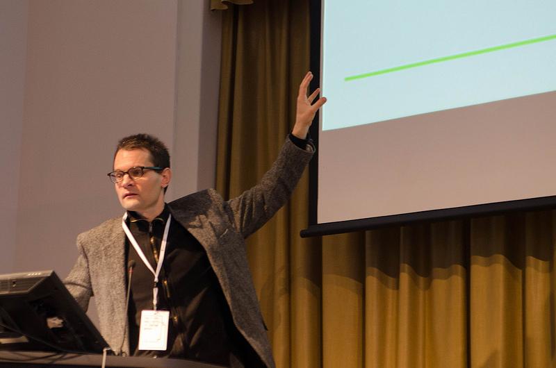 Florian Cramer, Photo: Martin Risseeuw