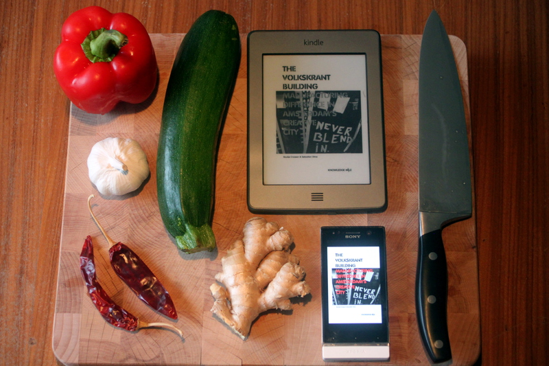 Cooking the EPUB