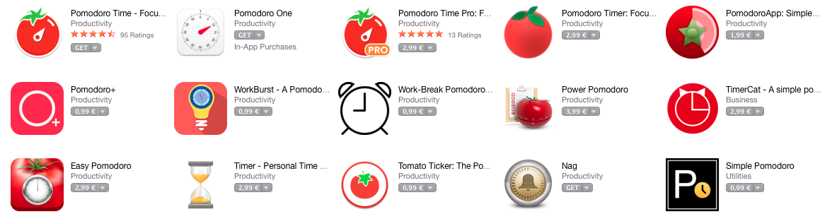 The App Store as grocery.