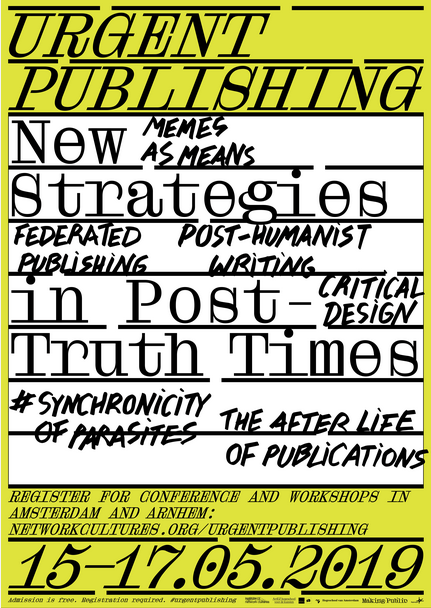 Making Public | Conference