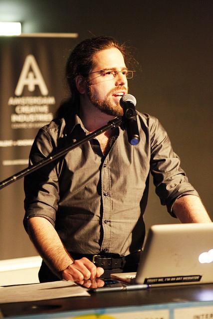 Max Haiven at MoneyLab