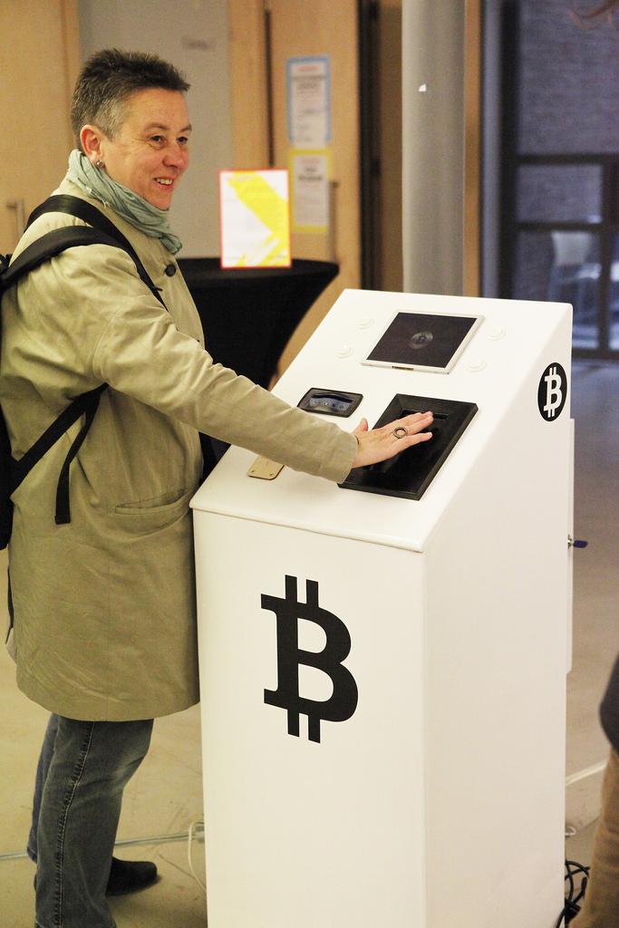 Bitcoin ATM pic