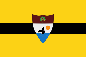 "Offical flaf for ""Free Republic of Liberland"""