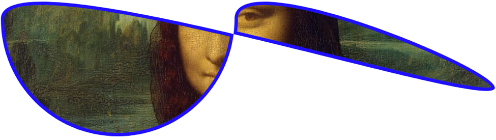 Mona Lisa's Nose C-2
