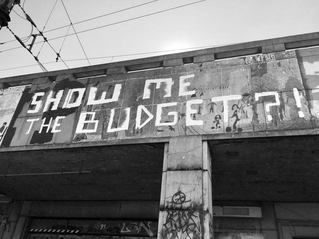 thorny budget