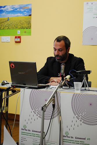 Unlike Us | Unlike Us #1: Achilles Peklaris – Send tweets  Not troops