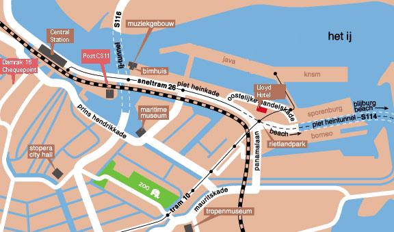 Map PostCS11